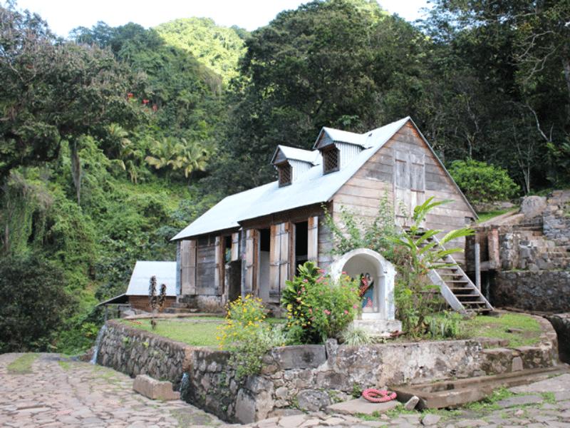 Les habitation la Grivelière