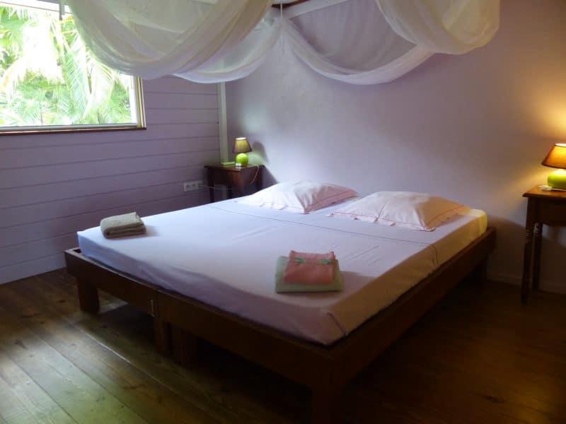 3 ème chambre Villa de vacances Guadeloupe