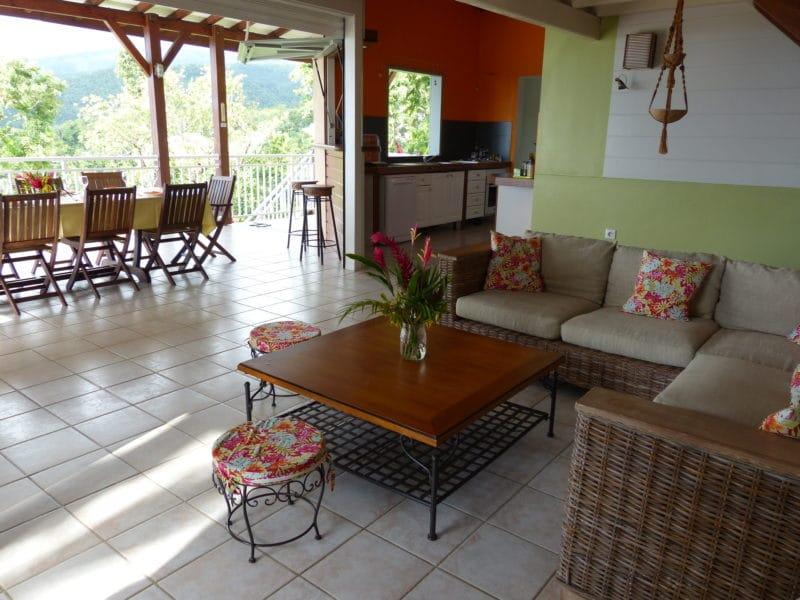 locations villa piscine vacances guadeloupe