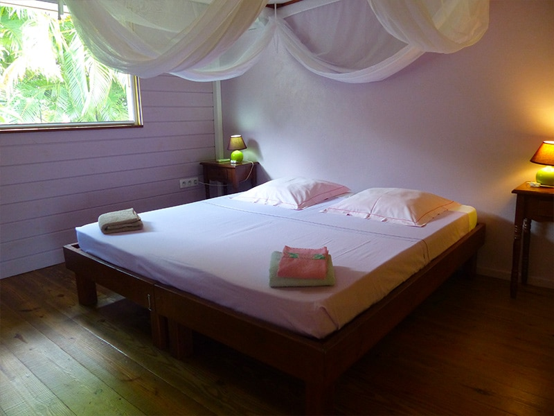 Locations chambres guadeloupe