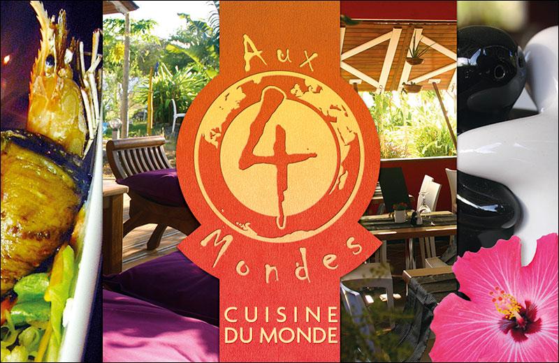 Restaurant Aux 4 Mondes