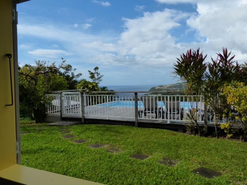 Villa Macanao vacances en Guadeloupe