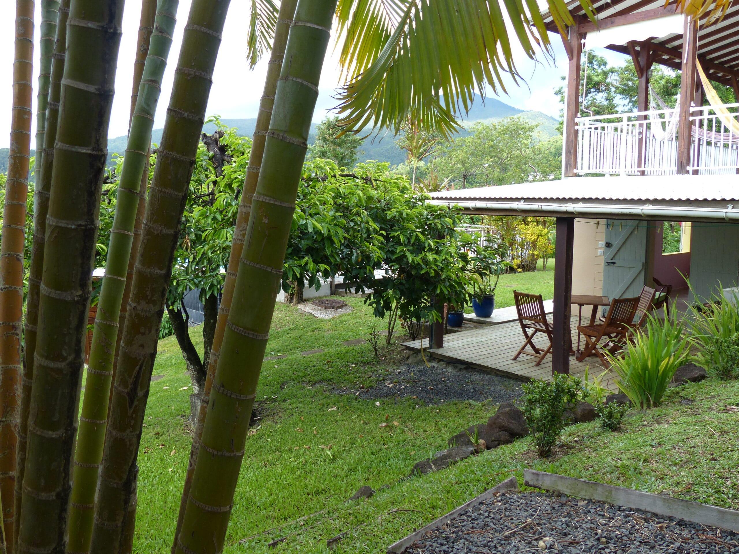 villa avec piscine vacances guadeloupe