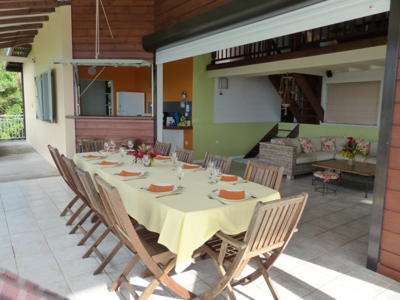 Vacances a Bouillante Guadeloupe
