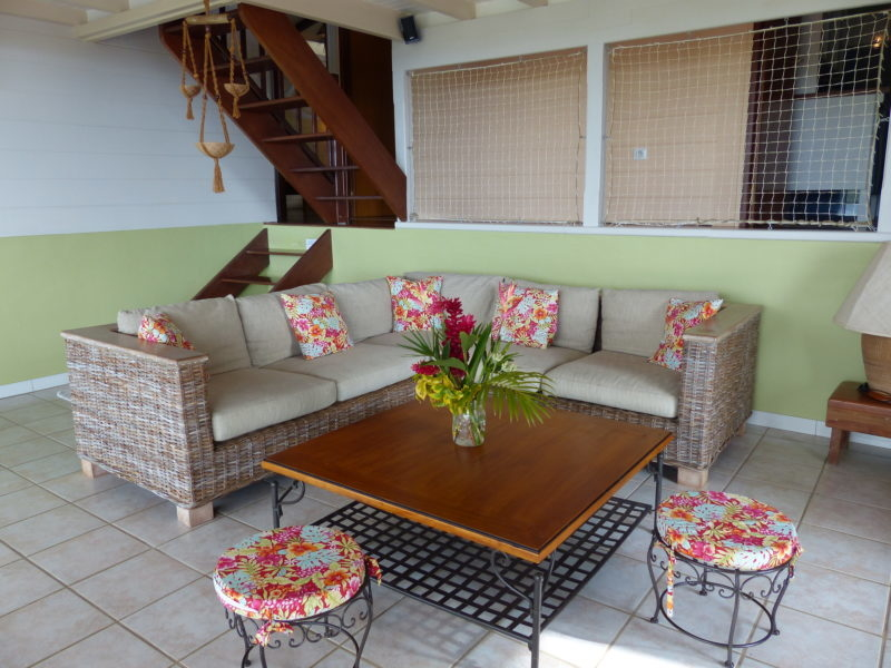 Guadeloupe Location de villa a Bouillante