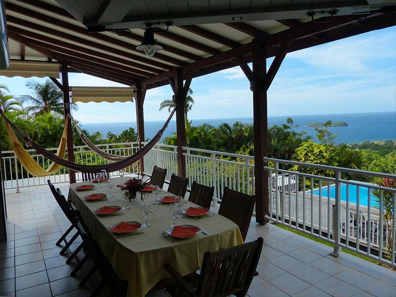 location de vacances a Bouillante Guadeloupe