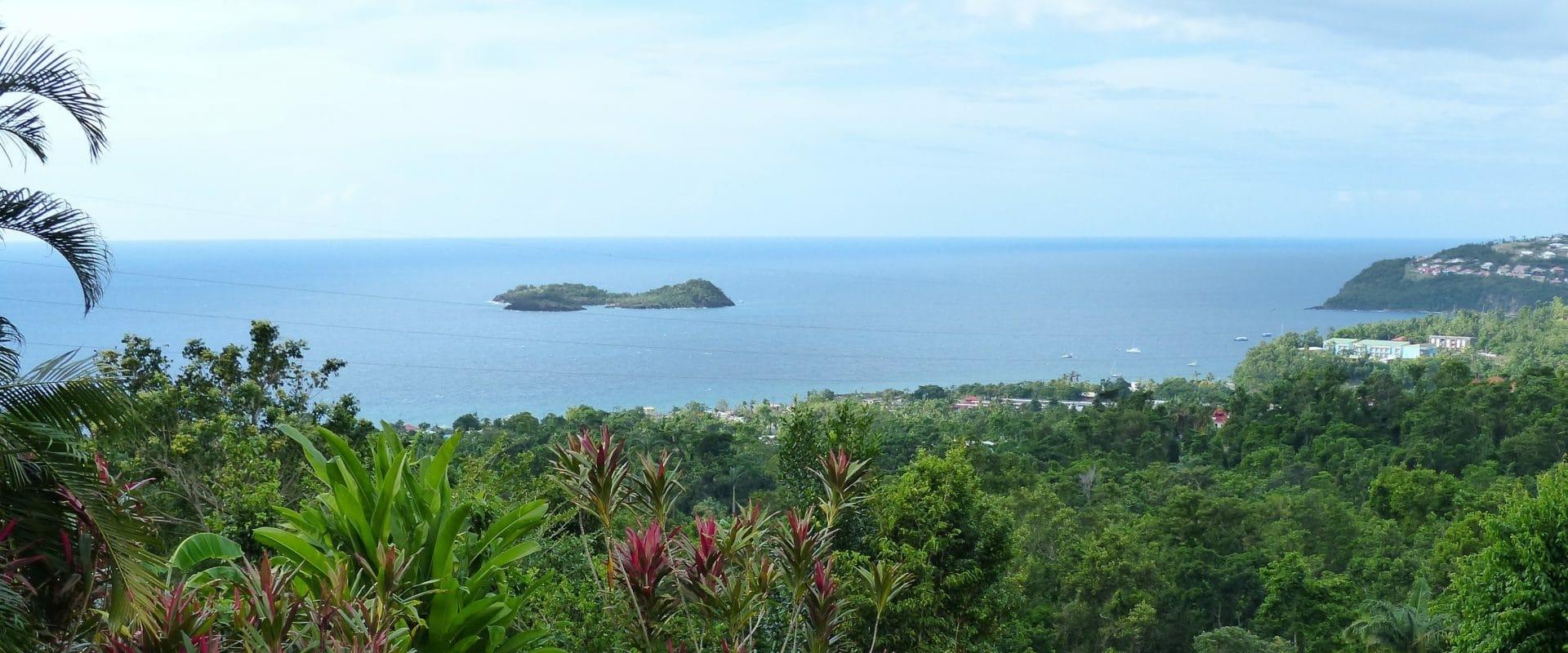 piscine - villa Macanao vacances Guadeloupe