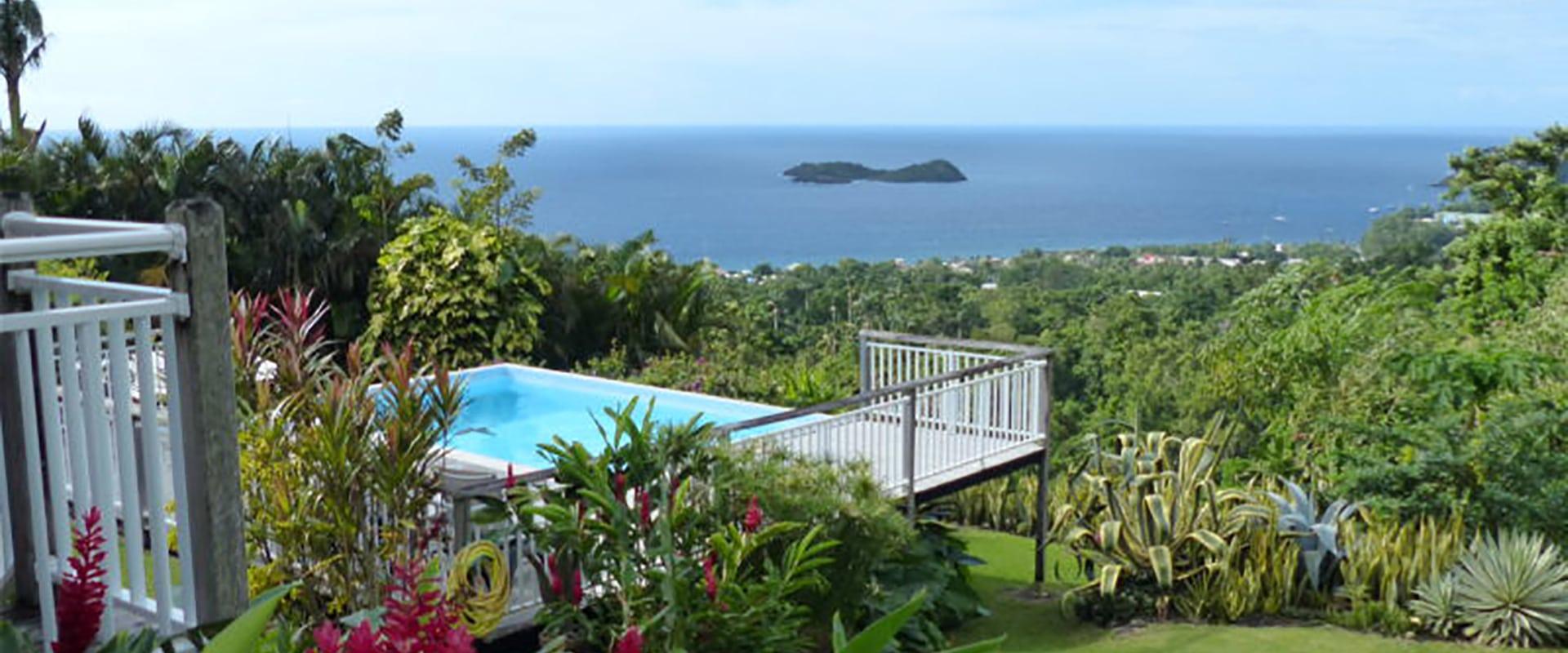 Villa de charme Guadeloupe